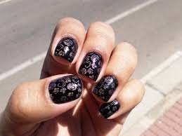 nails design flower beautify themselves with sweet nails