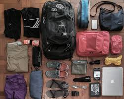 Travel light how to pack a suitcase for a trip in the middle east
