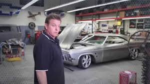 chip foose takes facebook questions your dream car youtube