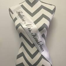 custom sash accessories custom sashes order a sash today 2317355 weddbook