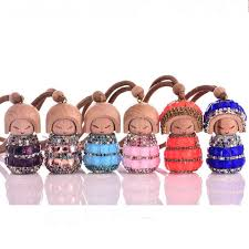 8ml doll car ornaments glass perfume bottles empty glass