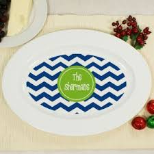 personalized serving plates personalized ceramic plates platters
