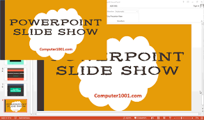 cara membuat infografis dengan powerpoint 2 cara mengecilkan layar slide show powerpoint computer 1001