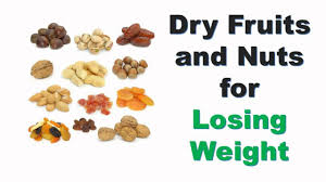 benefits of fruits and nuts for losing weight