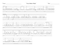 catholic toolbox grace meals prayer activities