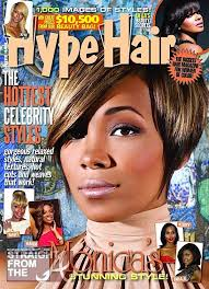 hype hair magazine photo gallery monica brown hype hair cover december 2011