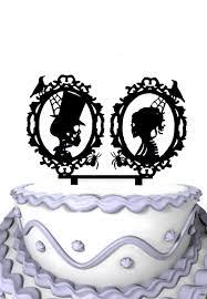 skeleton wedding cake toppers acrylic wedding cake decoration skeleton silhouette
