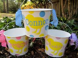 easter pails 68 best painted pails images on easter crafts