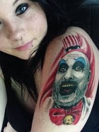 captain spaulding u2013 tattoo picture at checkoutmyink captain