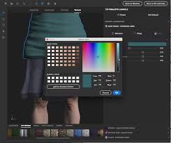 Program For Designing Clothes Hands On Adobe U0027s New Fuse Cc Lets Beginners Take Baby Steps Into