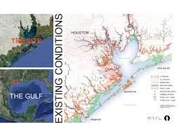 Galveston Map Asla 2012 Professional Awards Coastal Roulette Planning
