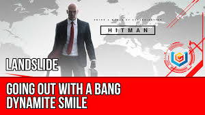 Challenge Unsafe Hitman Going Out With A Dynamite Smile Unsafe Distance