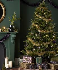 tinsel tree decorating with tinsel is set to be a trend this christmas