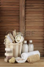 Wooden Bathroom Accessories Set by Bathroom Accessories Stock Photos Royalty Free Bathroom