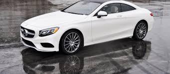 mercedes coupe review 2015 mercedes s550 coupe review
