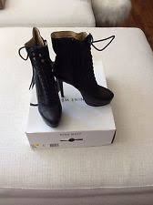 s boots nine nine leather lace up boots for ebay