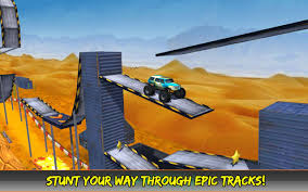hill climb racing monster truck aen monster truck trail racing android apps on google play