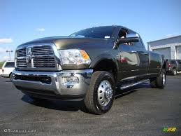 Dodge 3500 Truck Colors - 2012 sagebrush pearl dodge ram 3500 hd laramie crew cab 4x4 dually