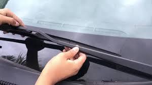 honda crv windshield replacement cost honda windshield wiper blade replacement diy