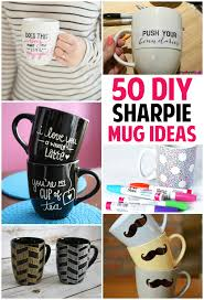 mug design ideas 50 unique sharpie mug ideas