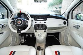 Fiat 500 Interior Fiat 500 Usa October 2009