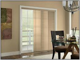 Window Dressing For Patio Doors Patio Door Curtains And Blinds Ideas Home Design Hay Us