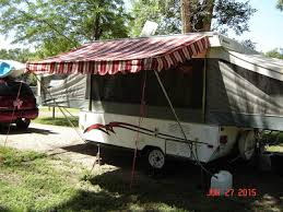 Bag Awnings Our Popup Camper