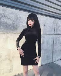 imagenes de chavas rockeras kina shen kina shen pinterest gótico moda coreana y estilo lolita