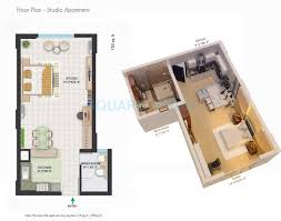 1 bhk floor plan 1 bhk 750 sq ft apartmentstudio for sale in central park ii the