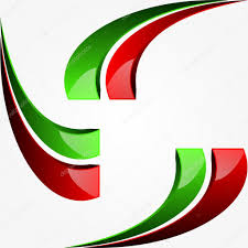 Italian Flag Images Graphic Design With Italian Flag U2014 Stock Vector Letyg84 42597197