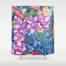 Chemistry Shower Curtains Society6 Cute Splash Shower Curtain Photos Bathtub For Bathroom Ideas