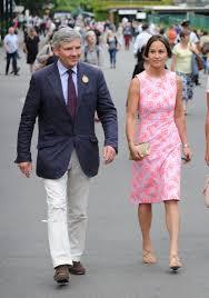 michael middleton et sa fille pippa la famille de la duchesse de