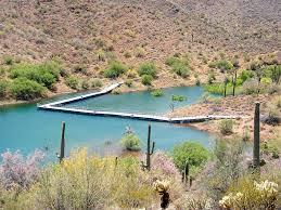 lake pleasant map lake pleasant near arizona