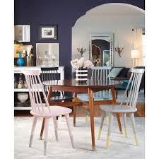 Century Dining Room Tables Angelo Home Allen Mid Century Dining Table N A Free Shipping