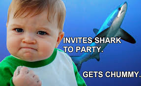 Success Kid Meme - four ways to give your kid a great birthday at hmns beyondbones