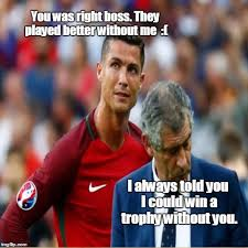 Cristiano Ronaldo Meme - ronaldo sucks imgflip
