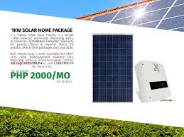 solar power kits for homes philippines solar panel kit and ideas