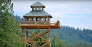 fire watch tower house plans escortsea
