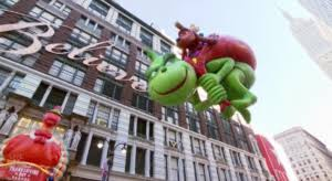 a look at cbs s thanksgiving day parade coverage