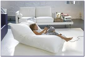 Oversize Bean Bag Chairs Giant Bean Bag Chair Bed Chairs Home Decorating Ideas 0ao3l3kyke