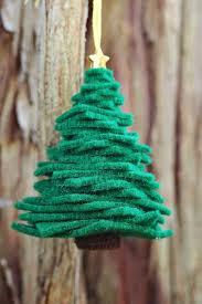 easy diy felt tree ornament a ornament can