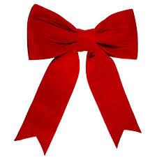 big christmas bows vickerman l697460 velvet bow 60 in