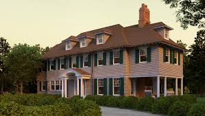 shingle style cottages wickapogue road shingle style home plans by david neff architect