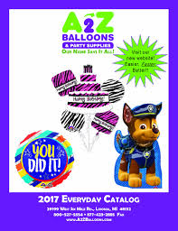balloon u0026 party supply catalogs