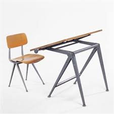Chair For Drafting Table Revolt Chair And Drafting Table By Friso Kramer On Artnet