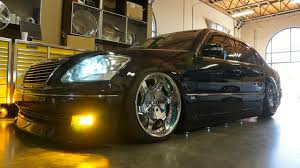 vip lexus ls430 phantom suspension abe u0027s widebody lexus ls430 on vimeo