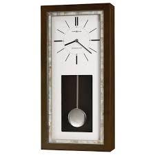 chiming wall clocks hermle bulolva howard miller clockshops com