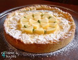 cuisine tarte au citron une tarte au citron à tomber cuisine à 4 mains