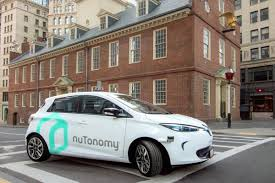 old renault autonomous renault zoe electric car to be tested in boston by nutonomy