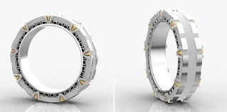 say i do with this stargate wedding ring freakin